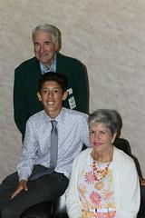 Austin, John & Betty Marshick, Proud Grand Parents