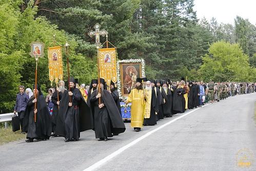 Всеукраинский крестный ход. Июль 2016г.