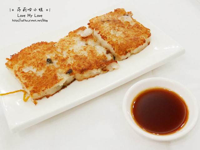 松江南京站美食餐廳推薦養心茶樓素食港式飲茶 (6)