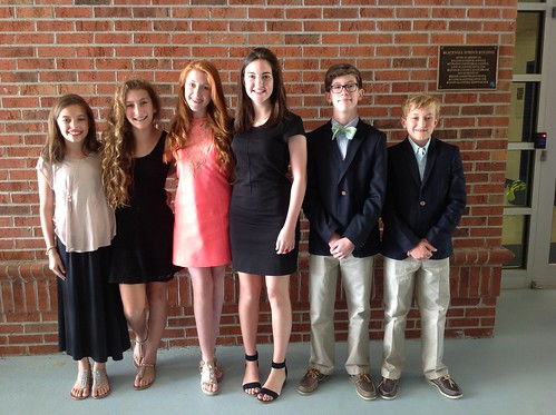 National Junior Honor Society - French