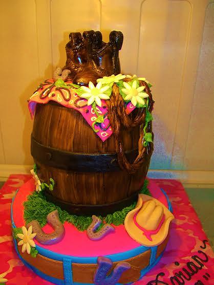 Debora McCullen's Cake