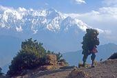 Nepal, Trekking im Dolpo, Innerer Himalaja. Foto: Archiv Härter.