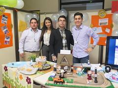 Estudiantes mostraron proyectos que buscan impactar socialmente