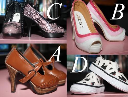 sd shoe comparison