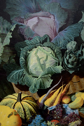 Nathaniel Bacon - Vegetables