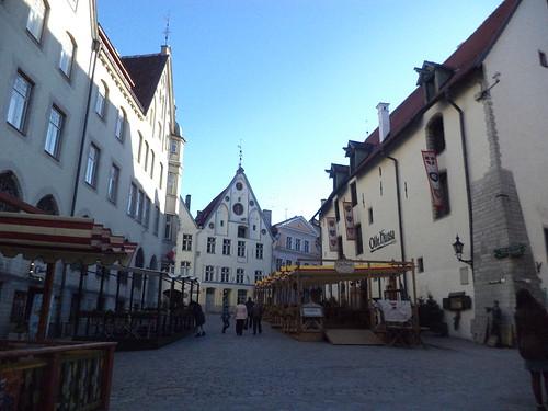 Tallinn Old Town, Olde Hansa by zannnielim