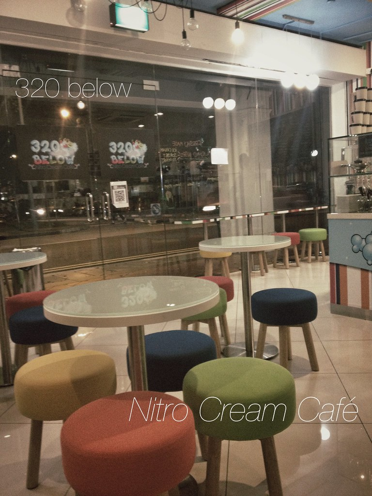 320 Below Nitro Cream Café