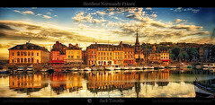 May Evening Honfleur