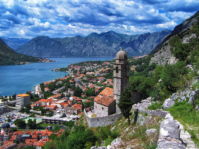 Friday Postcard: Bay of Kotor