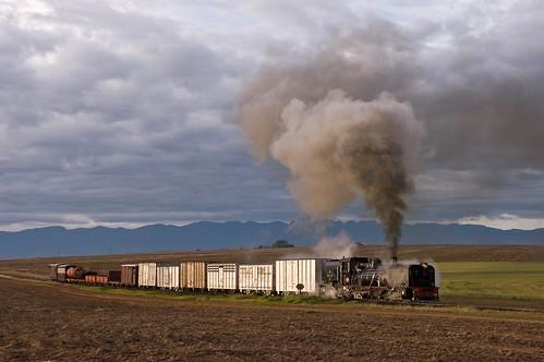 railroad heritage digital sunrise pentax rail railway steam locomotive railways railfan narrowgauge steamlocomotive garratt steampower steamloco southafricansteam sandstoneestaterailway