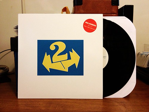 "Real Numbers - Only Two Can Play 12"" by Tim PopKid"