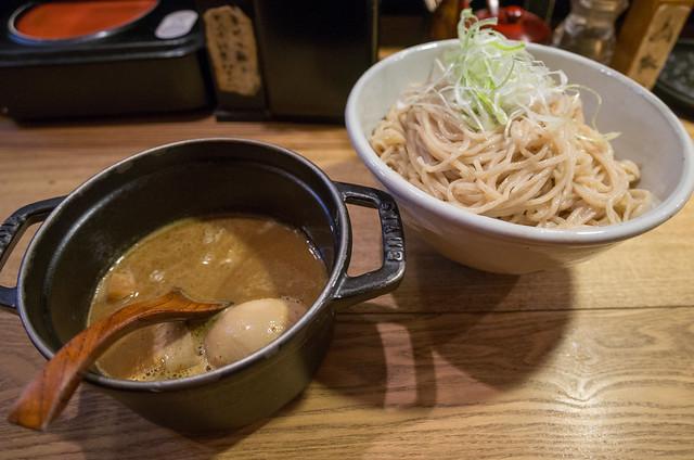 味玉つけ麺2.5玉