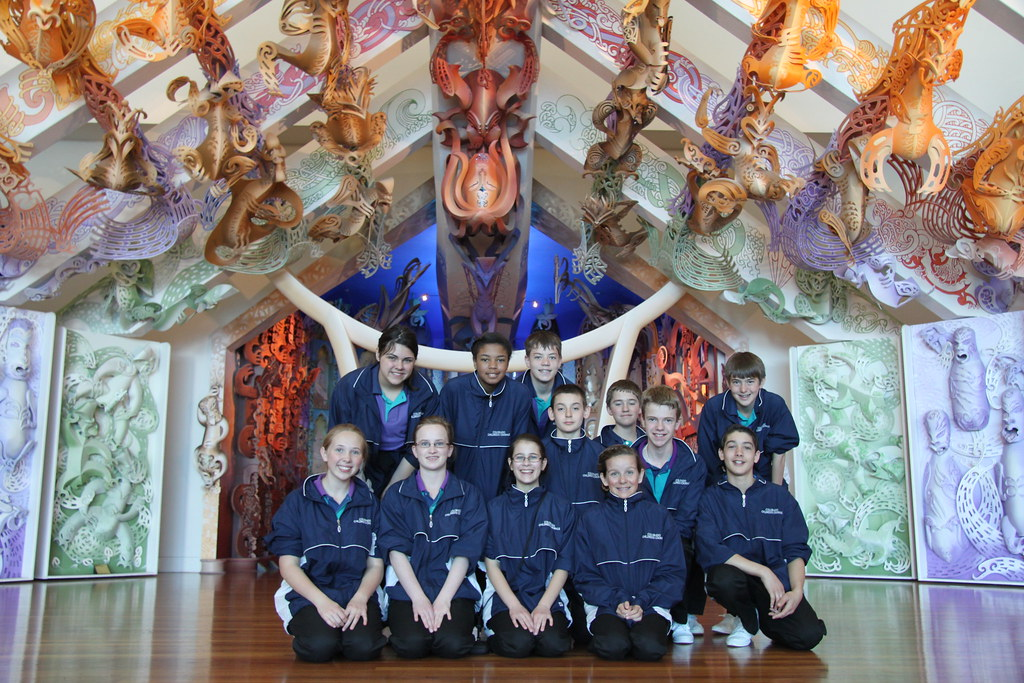 Colorado Children's Chorale at Te Papa