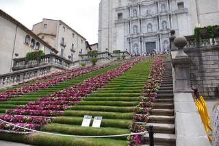 Toda Girona se engalana.