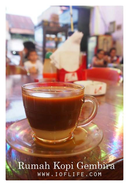 kopi susu rumah kopi gembira