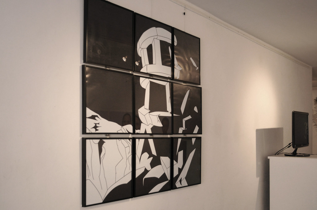 2013 - Exposition PAON