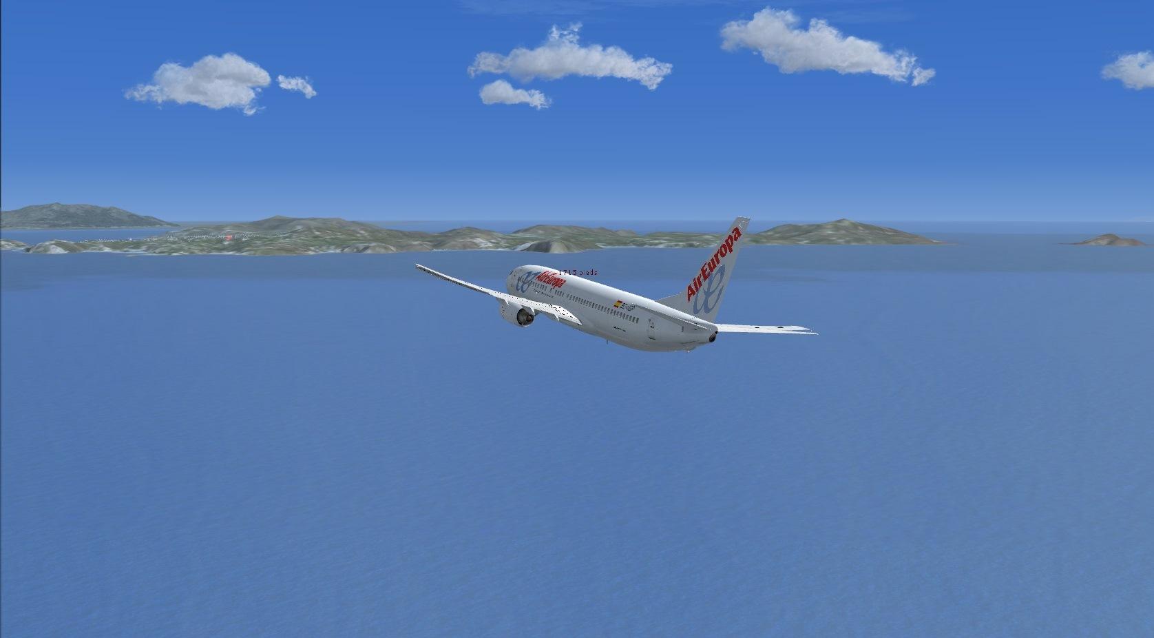 First landing Mykonos 8840930869_26ea9ba253_o