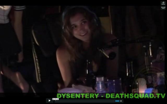 DYSENTERY #4