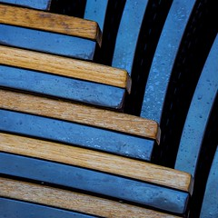 Stacked Chairs (detail)
