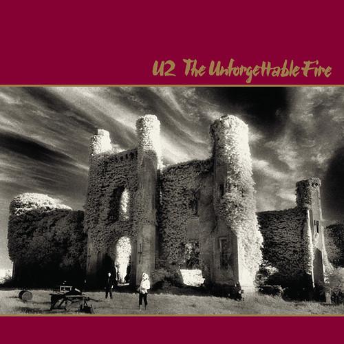 The Unforgettable Fire Album Cover