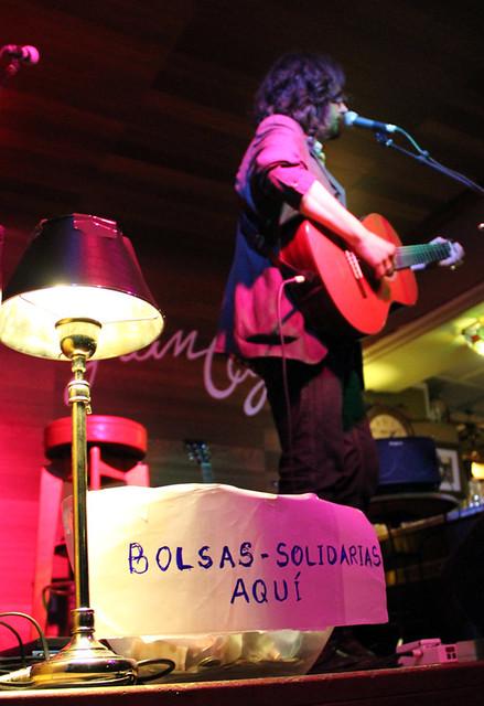 CONCIERTO BOLSAS SOLIDARIAS - LEÓN 12.06.13