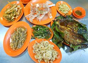 Ana Ikan Bakar Petai @ Kuantan - Pahang [http://esdelima.blogspot.com]