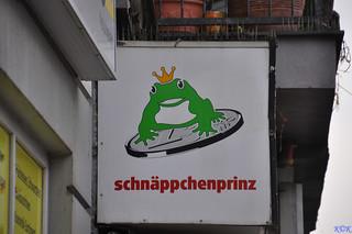 Froschkönig/Frog King