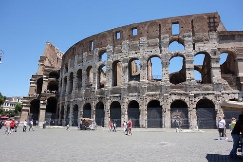 Roma, Italy 2013.6
