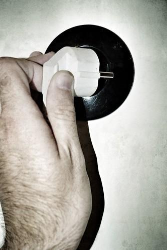 59/365 - Unplug by Mihai Boangher