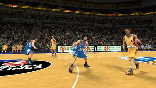 Olimpia will be included in NBA2K14