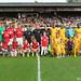 Sutton v Arsenal XI - 12/07/13