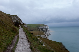 Balade le long des White Cliffs