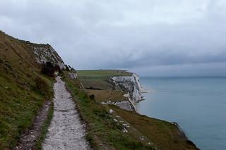 Balade le long des White Cliffs