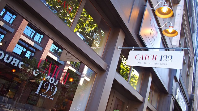 Catch 122 Cafe Bistro | West Hastings, Gastown, Vancouver