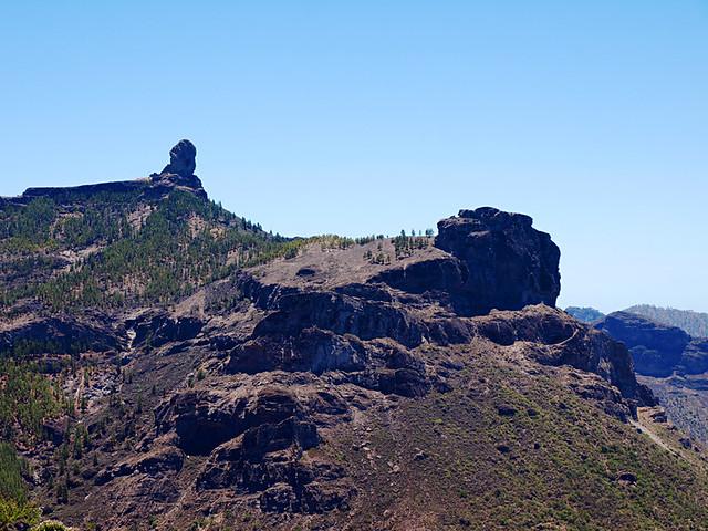 Roque Nublo, Tejeda, Gran Canaria