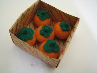 Full Box of Persimmon