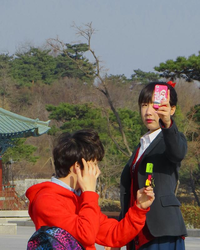 Seoul Selfies