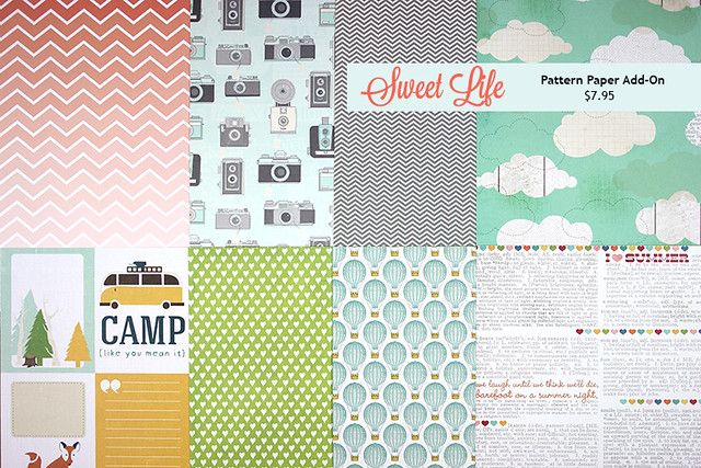 Aug Pattern Paper type