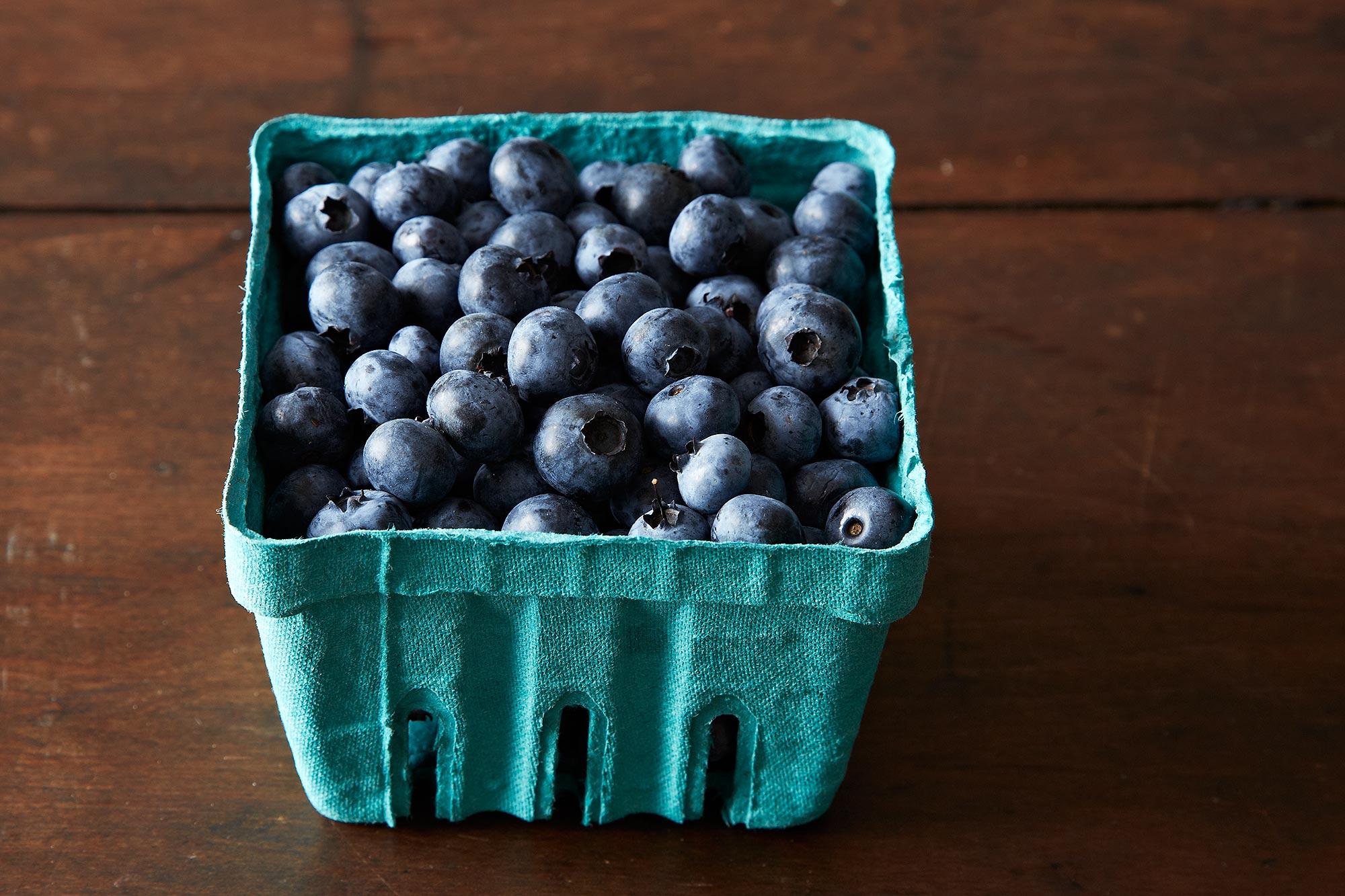 Blueberry Fool on Food52