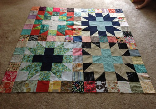 Scrappy 100 quilts for kids