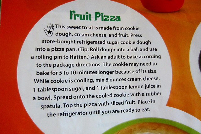 american girl fruit pizza
