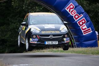 Opel ADAM Rallye Cup - Deutschland-Rallye