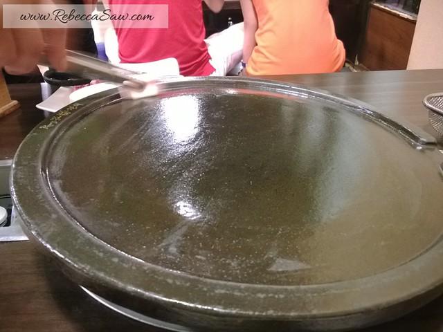review - Jeju Island - Local food - Black Pork Heuk Dwaeji Street -008