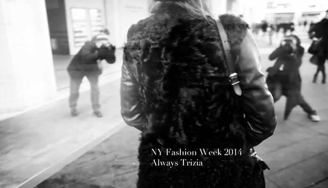 NY Fashion Week 2014 Always Trizia016