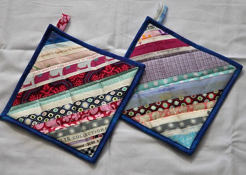 unswapped potholders