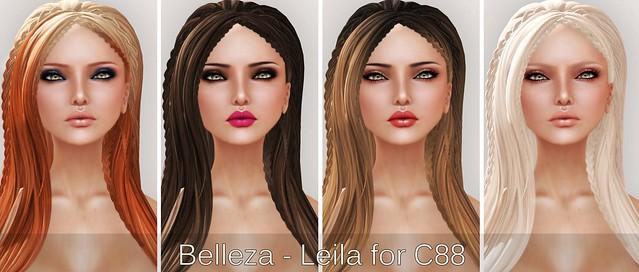 -Belleza- Leila Med for C88