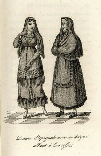 007-L'Espagne et le Portugal, ou Moeurs, usages et costumes des habitans…1815- J.B. Breton