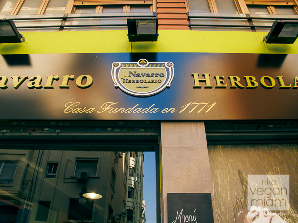 Herbolario Navarro - Valencia, Spain
