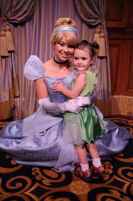 Scarlett meets Cinderella