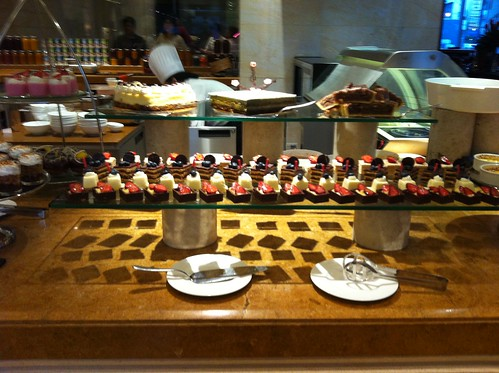 Fairmont Makati Buffet